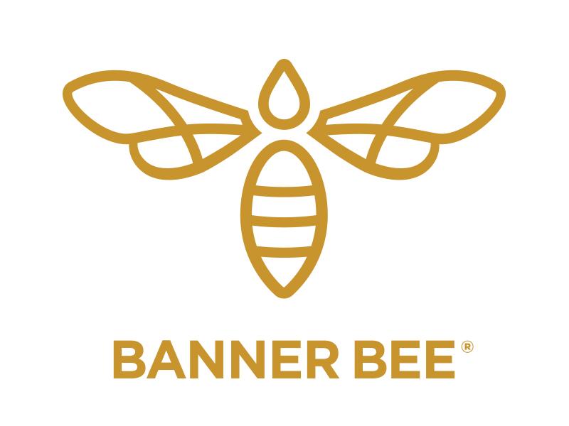 Banner Bee