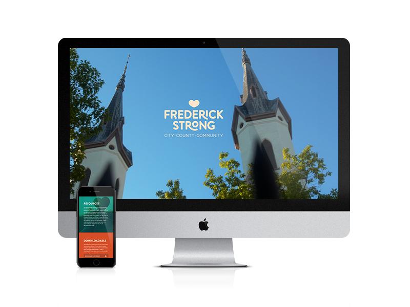 Frederick Strong Website
