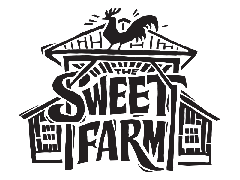 The Sweet Farm Logo