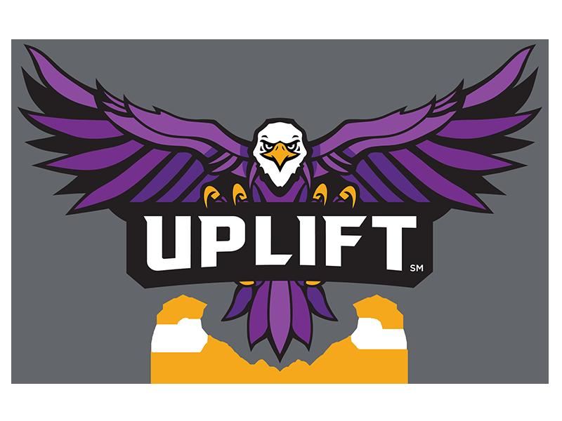 Uplift Your Damn Self Logo