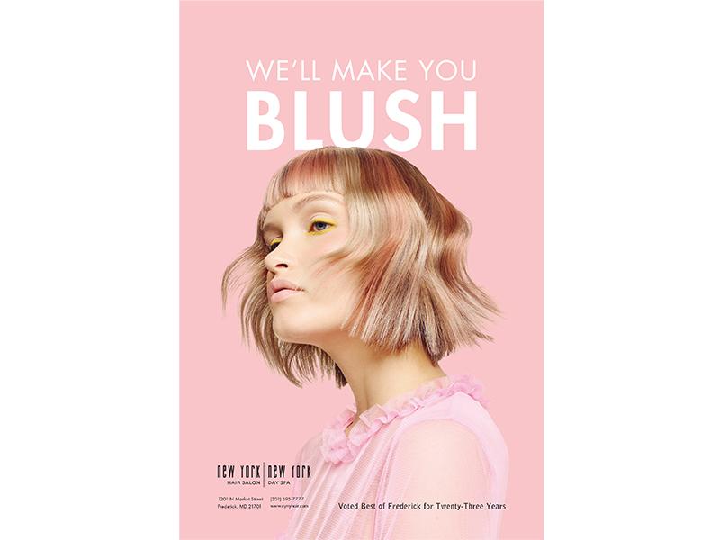 Ny Ny Blush Ad