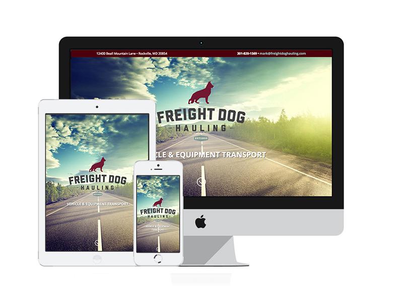 Freight Dog Hauling